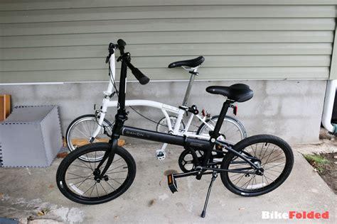 Best Brompton Bike Dahon Vs Brompton Which Is The Best Folding Bike