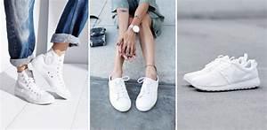 Weißes Kunstleder Reinigen Hausmittel : wei e turnschuhe reinigen mit diesen 4 genialen tricks sehen eure sneaker wieder aus wie neu ~ Watch28wear.com Haus und Dekorationen