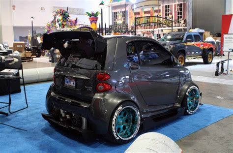 stanced smart car stanced smart car rice or nice