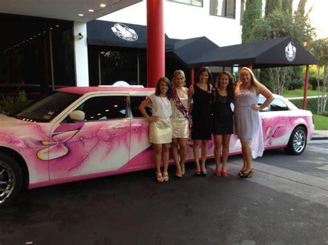 Bachelorette Limo by Bachelorette Limos Pink Limos Limo Service