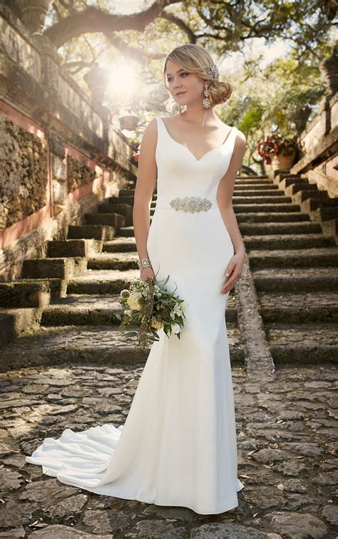 Alibaba.com offers 1,709 beach clothes australia products. Modern Classic Wedding Dresses | Essense of Australia ...