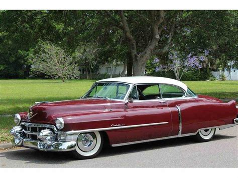 1953 Cadillac Deville For Sale  Classiccarscom Cc874172