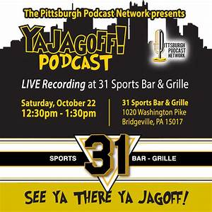 Upcoming Pittsburgh Podcast Events
