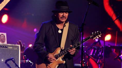 Carlos Santana To Play National Anthem At Nba Finals