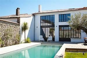location ile de re maison de charme haut de gamme avec With location maison ile de re avec piscine