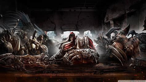 darksiders warrior hell  hd desktop wallpaper   ultra hd tv wide ultra widescreen