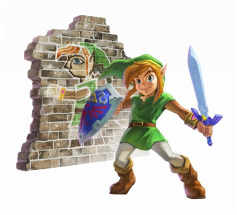 World Releases New Gameplay Trailer For Legend Of Nintendo Reveals A New The Legend Of A Link Between