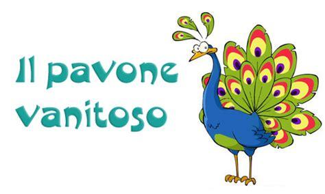 Il Pavone Vanitoso by Il Pavone Vanitoso Favole E Fantasia