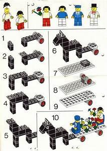 Lego Classic Anleitung : lego bauanleitung pferd mit kutsche lego classic pinterest lego anleitungen und lego ~ Yasmunasinghe.com Haus und Dekorationen