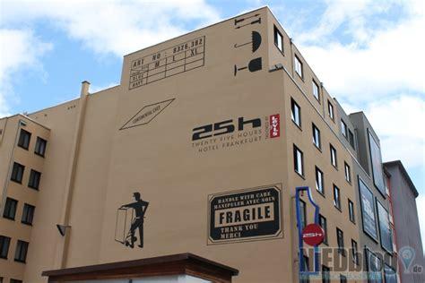 25hours Frankfurt Levis by 25hours Hotel By Levi S Fotos Und Erfahrungen Aus Dem