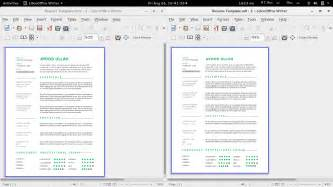 libreoffice command  convert multiple files docx  odt