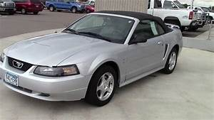 2003 Ford Mustang Convertible Deluxe - YouTube