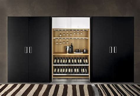 kitchen design ideas 2012 the pocket cabinets from arclinea