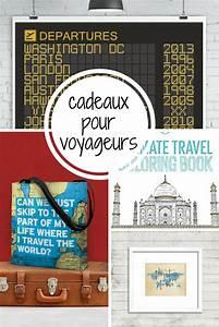 Cadeaux Pour Voyageur Ides De Cartes Et De Maps