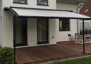 markise latest mehr bilder with markise best markise fr With markise balkon mit m plus tapeten preise