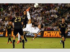 LA Galaxy 15 Real Madrid Opening the tour with a classic