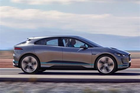 Jaguar Ipace Revealed At Los Angeles Auto Show Autojosh