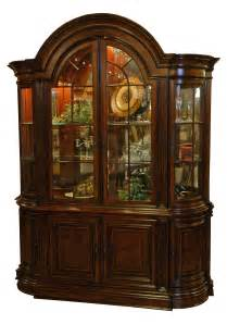 Cabinet China by Dining Room Buffet And Hutch China Cabinet Ebay