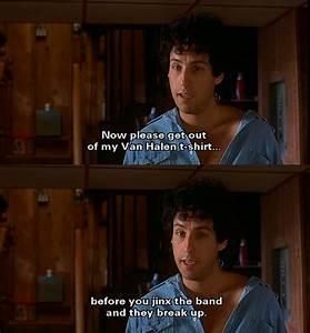 """""""We're not ... Adam Sandler Wedding Quotes"""
