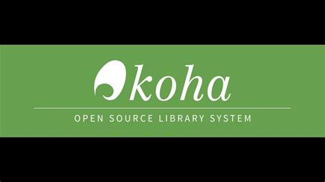 Koha, a community - YouTube