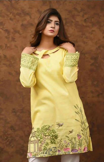latest kurti neck designs trendy neck patterns
