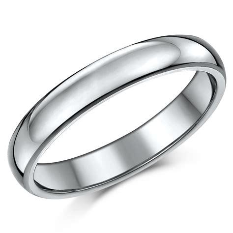 titanium solitaire engagement wedding ring set bridal