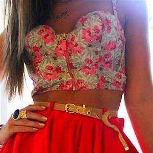 Spring outfits on Tumblr