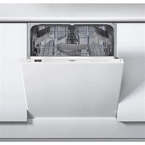 Whirlpool SupremeClean WIC 3C26 Built In Dishwasher