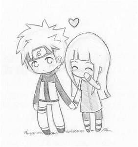 Anime Love Drawings - Pencil Art Drawing