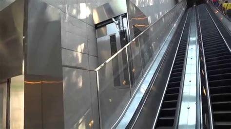 AWESOME Incline funicular elevator @ Huntington Metro ...