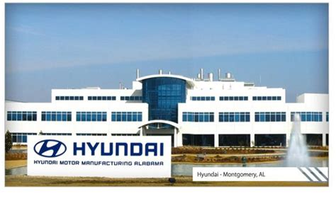 Hyundai Plant Montgomery by Pin By Shelley Nelson On Sweet Home Alabama