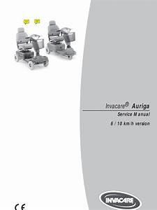 Auriga Service Manual English 1421769 Lowres