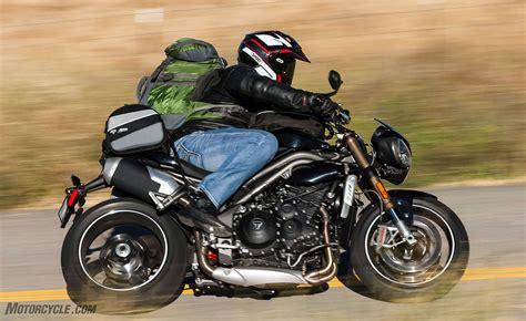 2016 Triumph Speed Triple S Review