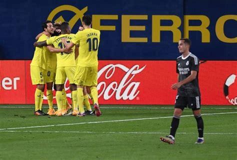 LaLiga Report: Villarreal v Real Madrid
