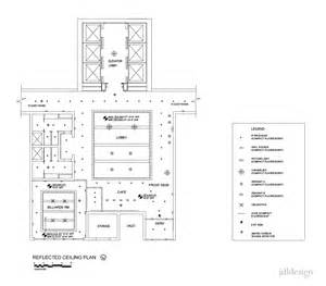 ceiling layout plan hotel lobby jdldesign