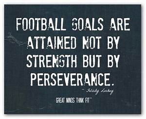 Inspirational Football Quotes For Sports Motivation