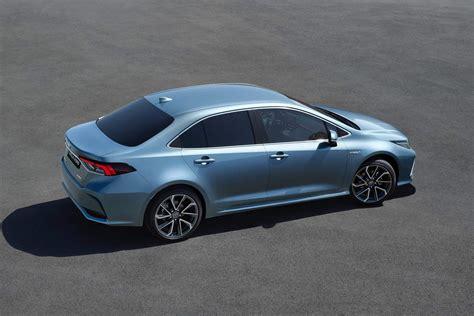 europes  toyota corolla sedan gains hybrid version