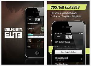 39call of duty elite39 app hits iphone ipad for Call of duty elite app hits iphone ipad