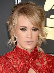 PHOTOS Carrie Underwoods Grammys Hair Makeup