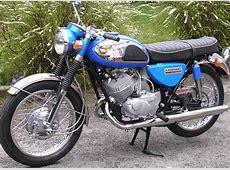 Kawasaki Avenger A7 Gallery Classic Motorbikes