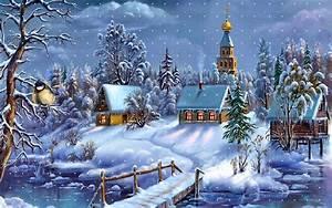 3D Christmas Wallpaper HD