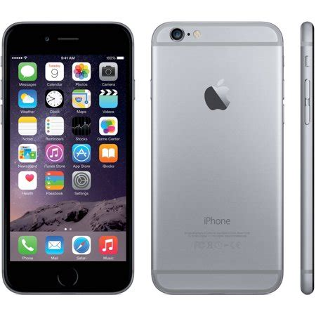refurbished iphone 5 unlocked refurbished apple iphone 6 64gb gsm smartphone unlocked