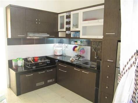 kitchen set minibar ukuran 2 meter 3 meter 4 meter