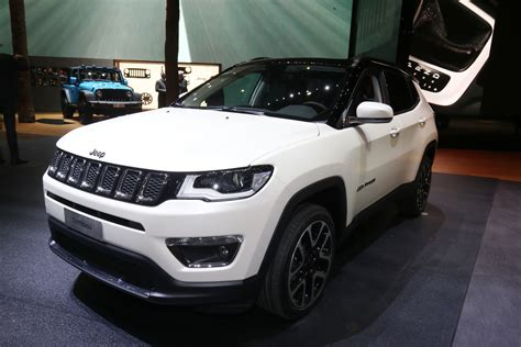jeep compass price new euro spec jeep compass lands in geneva to challenge