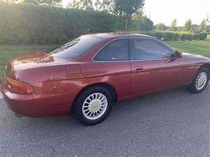 1992 Lexus Sc300 5 Speed Manual Coupe