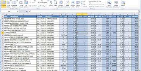 bar expenses spreadsheet spreadsheet downloa bar expenses