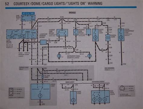 Dome Light Wiring Ford Bronco Forum