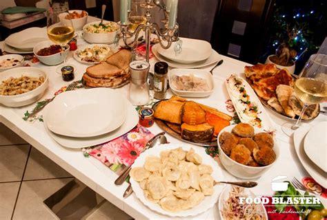 Weihnachtsdeko Zum Essen by Polnische Weihnachten 12 Gerichte Und Kein Fleisch Food