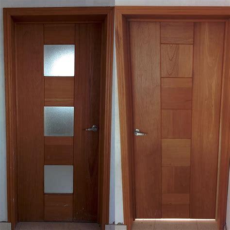 model kusen pintu minimalis modern terbaru  model
