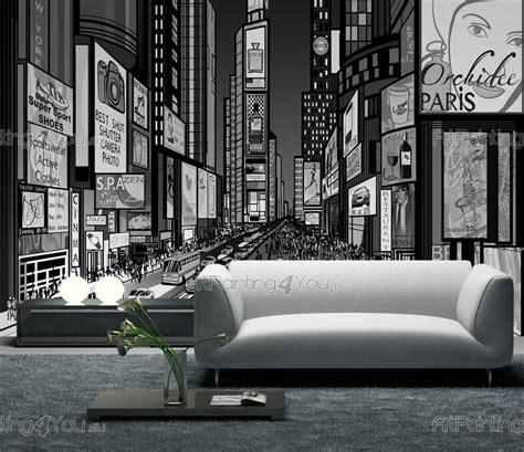 times square new york papier peint poster mcgr1038fr